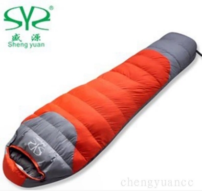 Outdoor Camping Sleeping bag, Winter Waterproof Sleeping bag for outdoor camping and hiking yin qi shi man winter outdoor shoes hiking camping trip high top hiking boots cow leather durable female plush warm outdoor boot