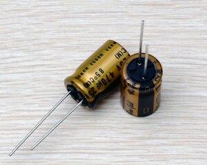 Image 1 - 2020 Bán 10 Chiếc/30 Chiếc Mới Nguyên Bản Tiếng Nhật Nichicon Audio Điện Phân Tụ Điện FG 470Uf/25V Miễn Phí Vận Chuyển