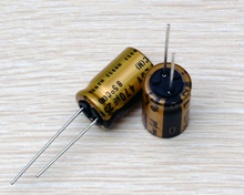 2020 hot sale 10pcs/30pcs new Japanese original nichicon audio electrolytic capacitor FG 470Uf/25V free shipping