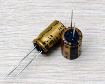 2020 hot sale 10pcs/30pcs new Japanese original nichicon audio electrolytic capacitor FG 470Uf/25V free shipping 2020 hot sale 10pcs 30pcs new japanese original nichicon audio electrolytic capacitor fg 47uf 50v free shipping