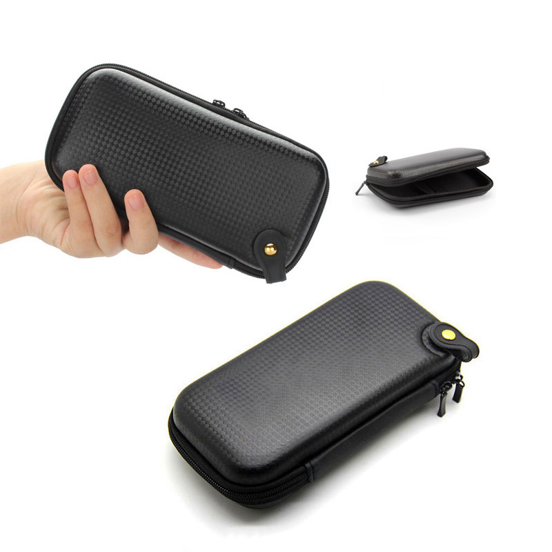 Travel Accessories Electronic Portable Earphone Bag Cable Organizer Pouch Digital USB Organizer Hard Bag Box