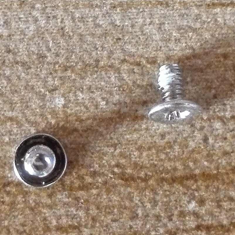 Tornillos para Asus Zenfone 4 A450CG A400CG A500CG A600CG tornillos para Asus Zenfone 2 3 láser ze551ml ze550ml ze500kl ZD551kl tornillo