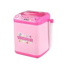 Mini Washing Machine Toy Simulation Household Appliances washing machine Kids Kitchen toys for Baby Girls Play Toys