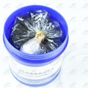 Image 3 - Pâte conductrice en contact électrique à haute efficacité, graisse conductrice à haute température, graisse composite électrique 120g, haute conductivité