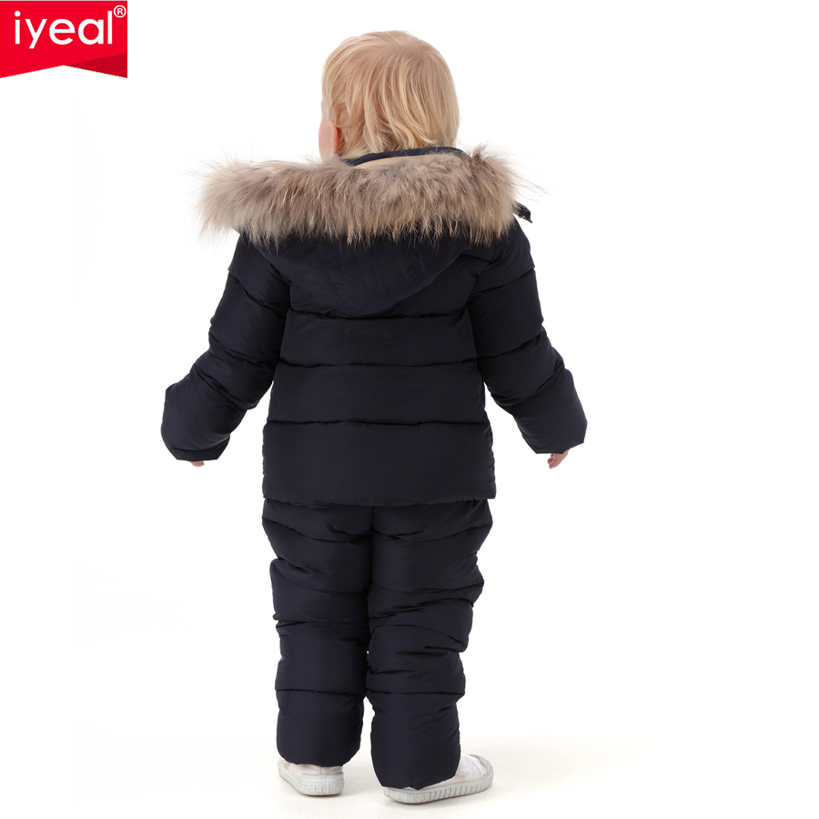 IYEAL-2017-Russia-Winter-Children-Clothing-Set-for-Infant-Boys-Down-Cotton-Coat-Jumpsuit-Windproof-Ski-Suit-Kids-Baby-Clothes-4