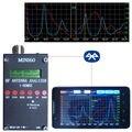 Original MINI60 1-60 Mhz Bluetooth Android versión HF hormiga SWR Analizador de antena Metro