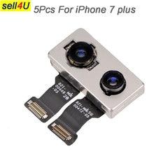 5Pcs original Rear Camera for iPhone 7 Plus 5.5 inch, Main D