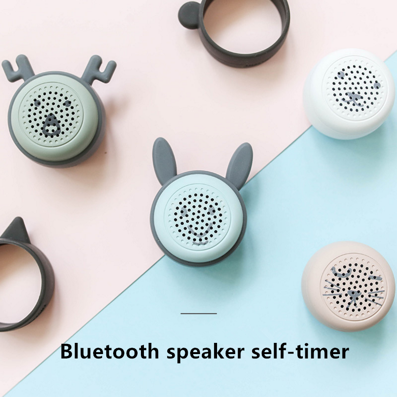 Cute Miss <font><b>cat</b></font> Universal <font><b>Bluetooth</b></font> <font><b>Speaker</b></font> High Volume Mini Portable <font><b>Speaker</b></font> birthday Gift Mobile Phone Selfie <font><b>Speaker</b></font> Subwoofer image