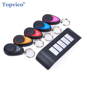 Image 2 - Topvico Smart Finder Tag Tracker 1 Remote Controller 5 Receivers Long Distance Wireless Key Cellphone Kids Wallet Finder Alarm