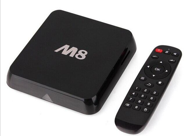 Горячая продажа! оригинал M8 Amlogic S802 Quad Core 2 ГБ ezcast/8 ГБ Андроид chromecast TV Box Media Player С Пультом Дистанционного Управления управления