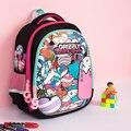 Детский дизайнерский рюкзак с рисунком мороженого  школьные сумки для девочек  мультяшный школьный рюкзак для детей  ортопедическая школьн...