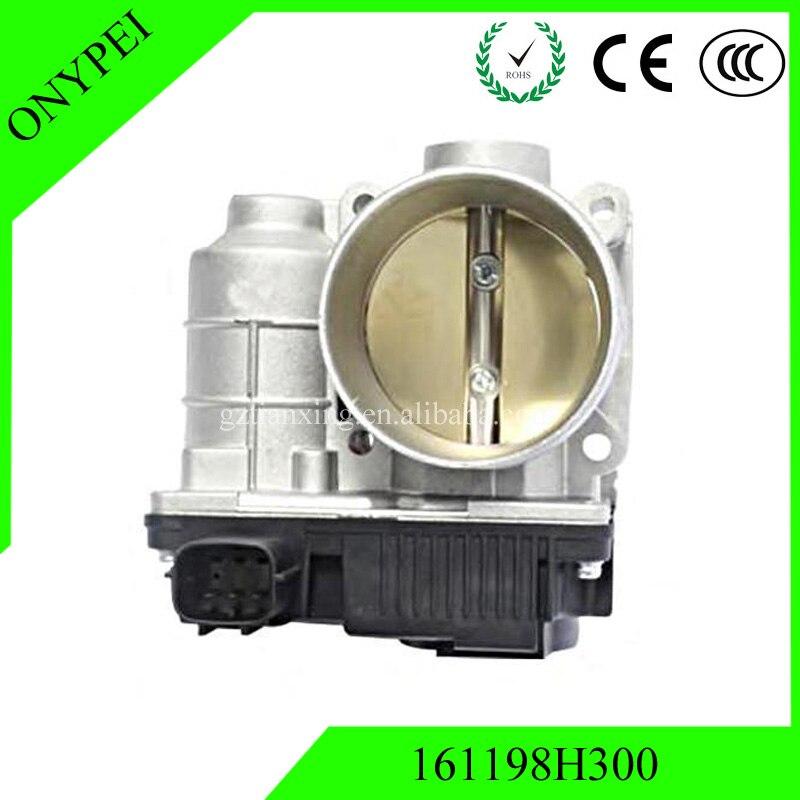 16119-8H300 Throttle body Fits NISSAN Primera X-Trail Sedan Suv CVT 2.0L 161198H300 161198H30A 161198H30B 161198H30C 8UK00762320(China)