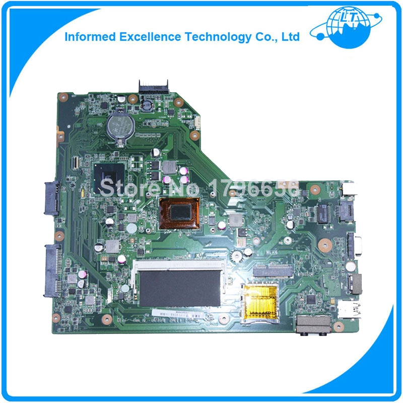 K54C Laptop Motherboard For ASUS 60-N9TMB1000-B31 for i3 CPU 4G RAM full tested working well codificador for trd s100b well tested working