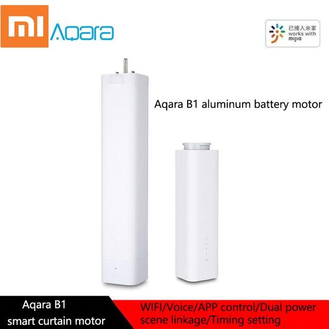 Xiaomi AQara B1 Wireless Smart Motorized Electric Curtain Motor WiFi /  Voice App Remote Control Home