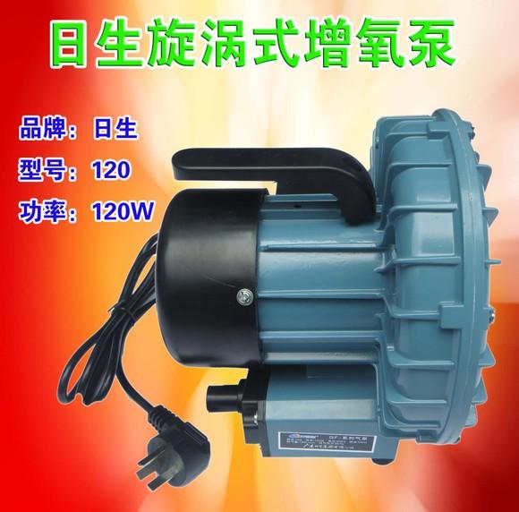 120w 11400l h resun gf120 high pressure electric air for Air compressor for pool closing
