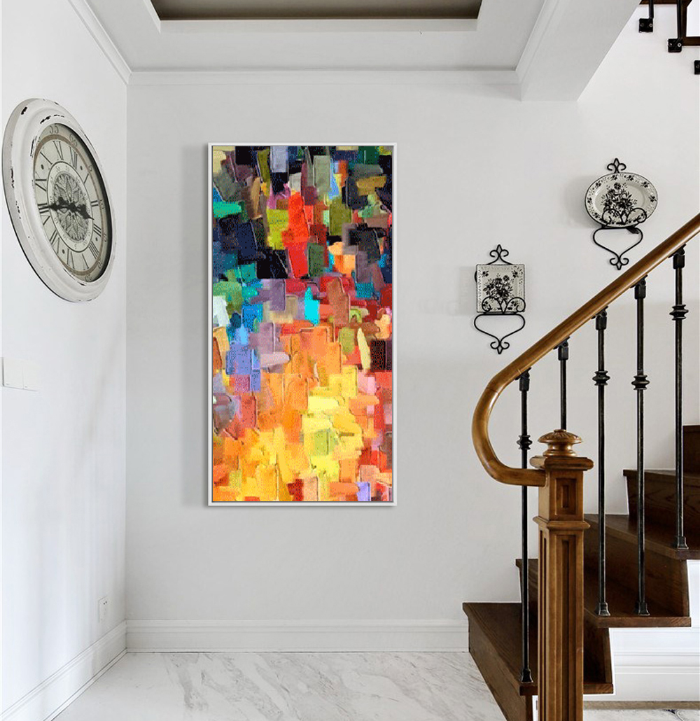 Abstract modern cuadros decoracion salon cuadros abstractos modernos