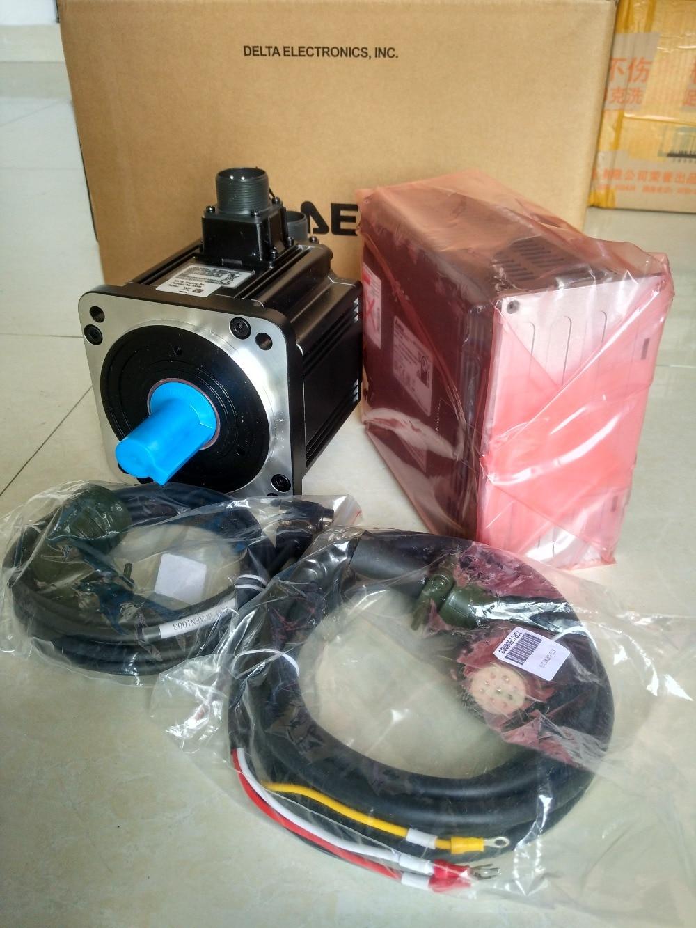 ASD-B2-1021-B+ECMA-G21309RS Delta 130mm 220v 900w 8.59NM 1000rpm 17bit AC servo motor&drive kit&3m cable запонки arcadio rossi 2 b 1021 40 s