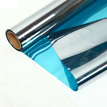 40/50/60/70*300 Cm One way mirror window tint,self adhesive privacy Reflective Solar Glass film,Heat Control Anti UV  for Home