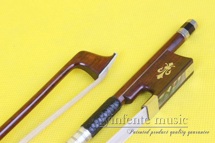 X-0014-02 #  4 4Violin Bow  Snakewood  Straight High Quality Special Offer A Top  ,Heavry weight white  horse hair 3mbi50sx 120 02 special offer seckill consumer protection of business integrity quality assurance 100