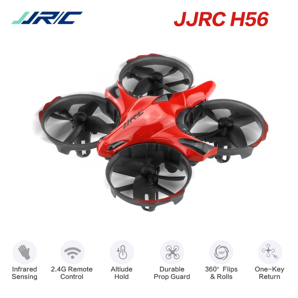 JJRC H56 TaiChi RC Drones interactivo de altitud Control de gestos a La volar 3D Flip una tecla despegue y aterrizaje Drone dron