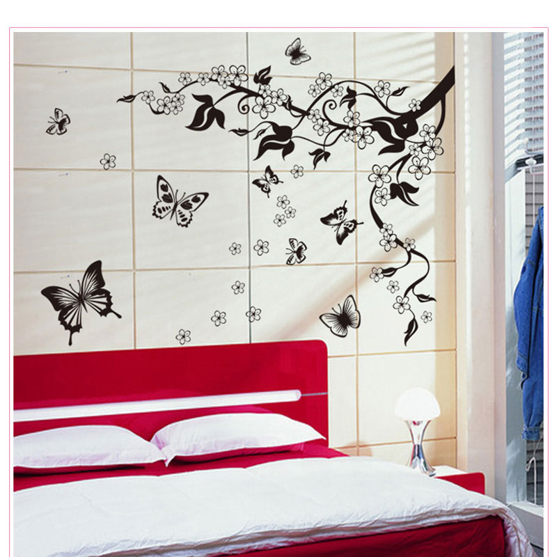 Compare prices on wall decor butterflies online shopping Low cost wall decor