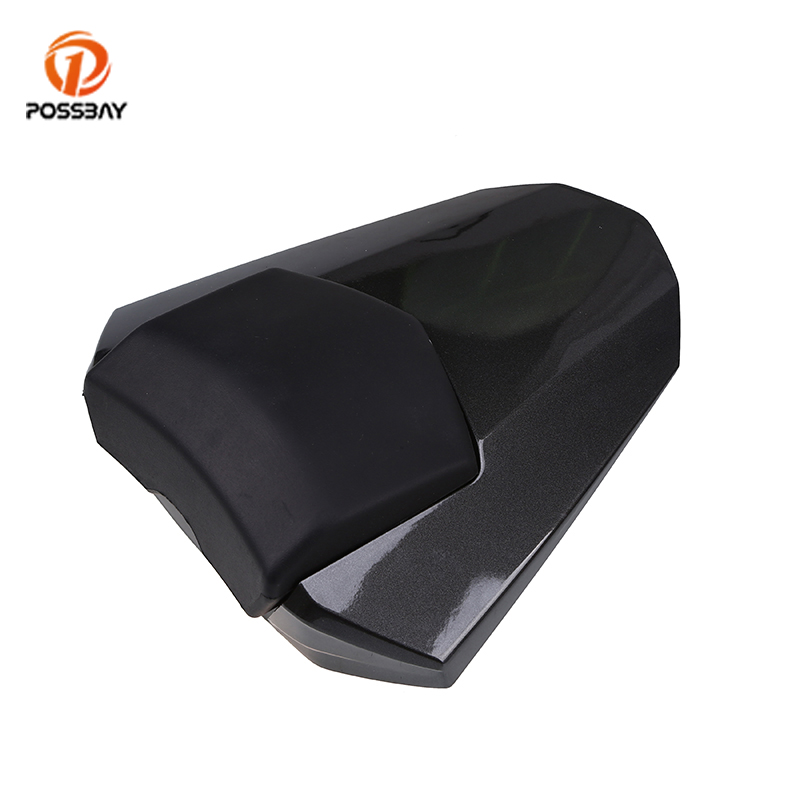 POSSBAY Motorcycle Rear Pillion Seat Cowl Fairing Cover Fit for Yamaha YZF R6 2008 2009 2010 2011 2012 2013 2014 2015 2016