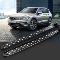 Side Step for VW Volkswagen Tiguan S SE SEL 2017 2018 Running Board Nerf Bar Platform