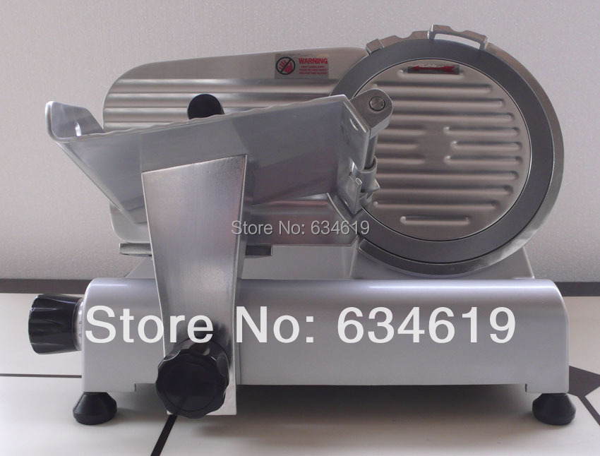 beef and mutton slicer Commercial slicer semi automatic frozen meat cutter mutton roll cutting machine for