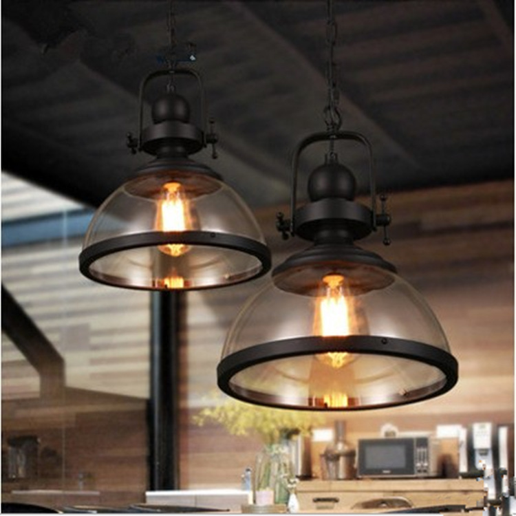 Modern LED E27 Pendant Lights Glass Lamp Luminaire Vintage loft Pendant Lamp Glass Lampshade Hang lamp Light For Bar Restaurant vintage pendant light exotic colored glass lampshade modern industrial bar christmas tree bedroom antique fixture retro loft