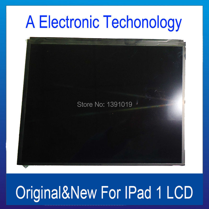 10 Pcs/Lot Original Brand New For IPad 1 LCD Screen Display Replacement Free Shipping 100% Tested