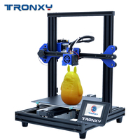 Новый модернизированный Tronxy XY-2 Pro быстромонтируемый 3d принтер автоматическое выравнивание печать силовой датчик накаливания 3,5 ''сенсорный...