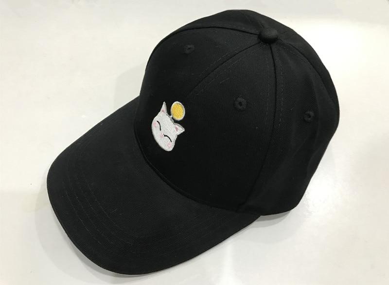Gorra de béisbol con gorra bordada Toogle de FF14 de Final Fantasy - Disfraces