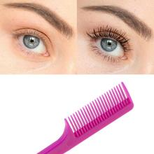 1Pc Beauty Double Sided Edge Control Hair Comb Hair Styling Hair Brush 3 Colors to Choose