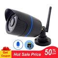 Ip-камера JIENUO  Wifi  1080 P  960 P  720 P  HD  для наружного видеонаблюдения  для домашнего наблюдения  водонепроницаемая  аудио  беспроводная  HD  инфракра...