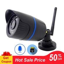 JIENUO Ip המצלמה Wifi 1080 P 960 P 720 P HD חיצוני טלוויזיה במעגל סגור אבטחת בית מעקבים Waterproof אודיו אלחוטי HD אינפרא אדום 2MP Ipcam