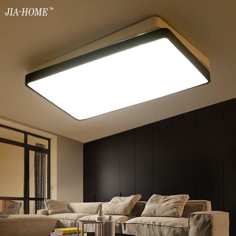 Heisse Verkaufende Moderne Led Licht Decke Fr Wohnzimmer AC85 265V Dimmer Oder Schalter Platz Schlafzimmer