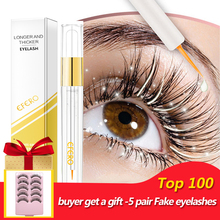EFERO Eyelash Growth Eye Serum Treatment Moisturizing Nourishing Essence Lashes Enhancer Lengthening Thicker