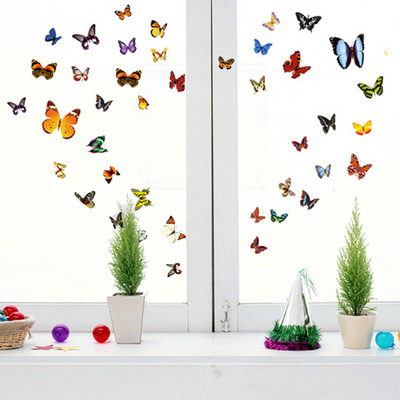 Party Decor Window Decal Promotion Shop for Promotional Party
