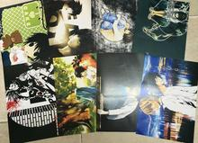 DRAGON BALL A3 posters 8 pcs/set (8 styles)