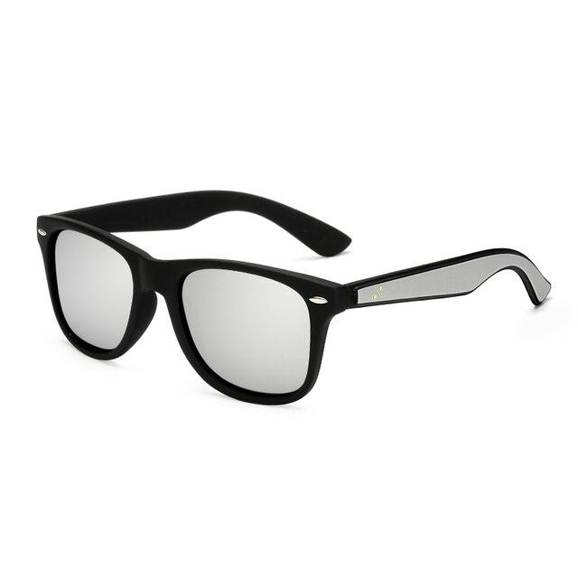 Polaroid sunglasses Unisex Square Vintage Sun Glasses Famous Brand Sunglases polarized Sunglasses retro Feminino For Women Men 4