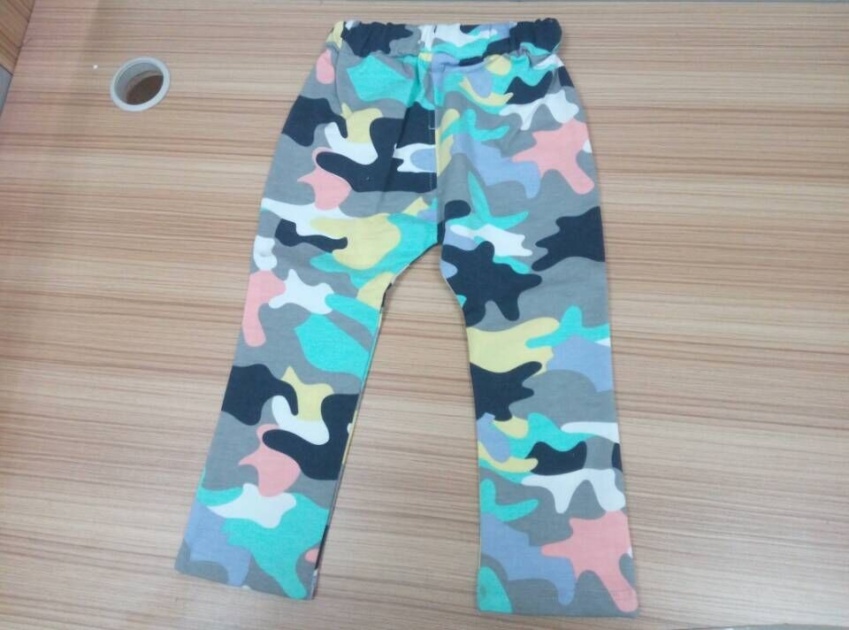 Kids Clothes Christmas Boys Girls Clothes Casual Toddler Fleece Sports Camouflage Tops+Pants clothing Sets baby clothing 11