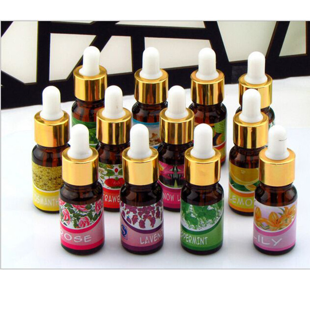 10ml/Bottles ,Plant aroma Water Soluble Essential Oil,Used For Humidifier Aromatherapy Lamp,Fresh Air, Calm Relaxation