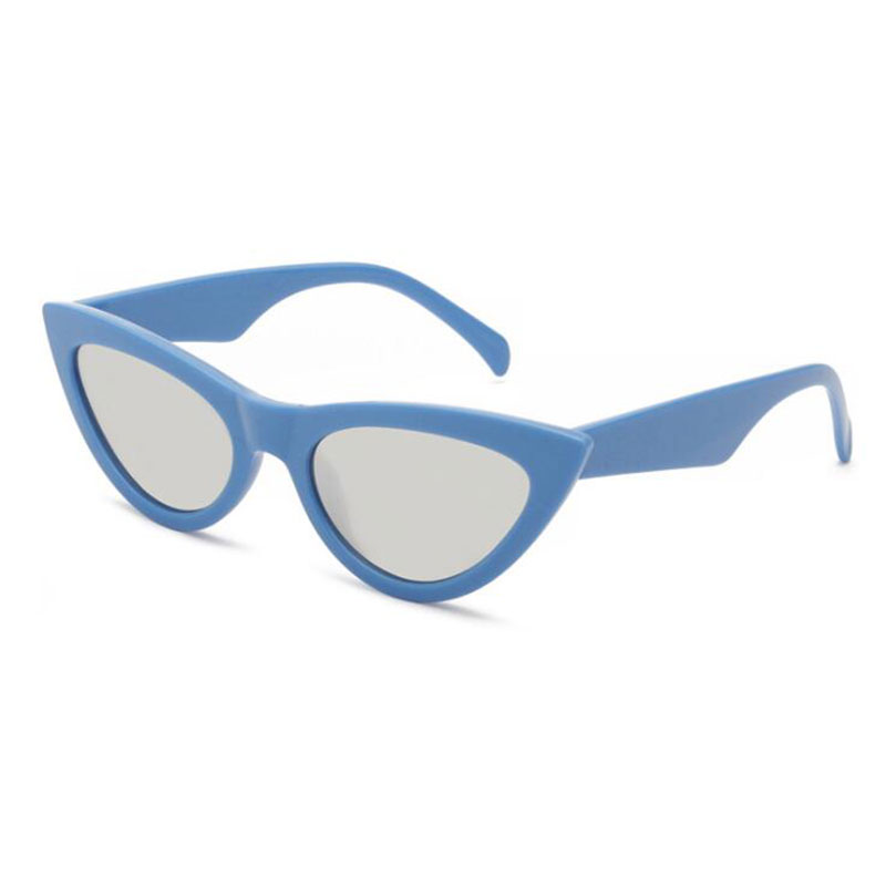Fashion Cool Cat Eye Sunglasses Lady Triangle Sun Eyeglasses New Prescription Eyewear Women Men in Women 39 s Sunglasses from Apparel Accessories