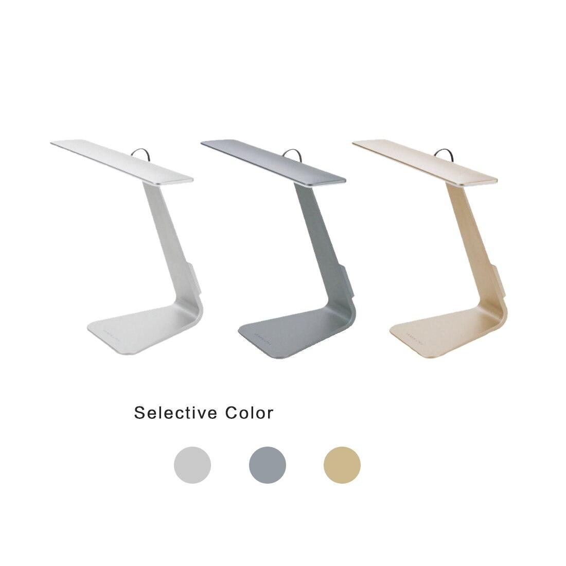 1 stks Moderne creatieve Smart touch bureaulamp oplaadbare Ogen - Binnenverlichting