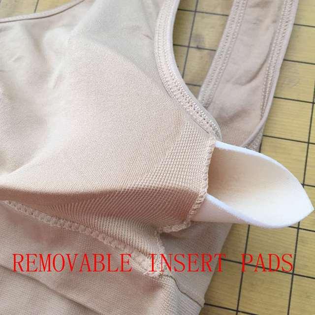 200set/600pcs genie bra with  removable pads seamless  bra wireless underwear  vest maternity nursing bra