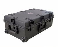 Tricases factory OEM/ODM hard IP67 plastic large suitcase trolley tool case with pre cut foam M2950