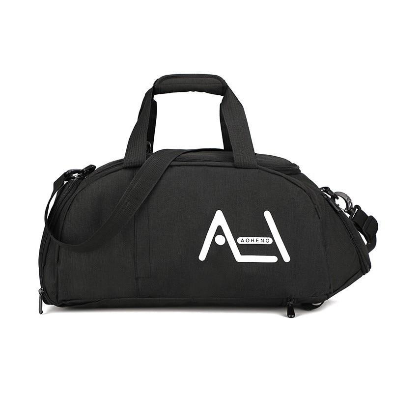 Backpack Men Suitcase Shoulder-Bag Crossbody Travel Large-Capacity Fitness Women