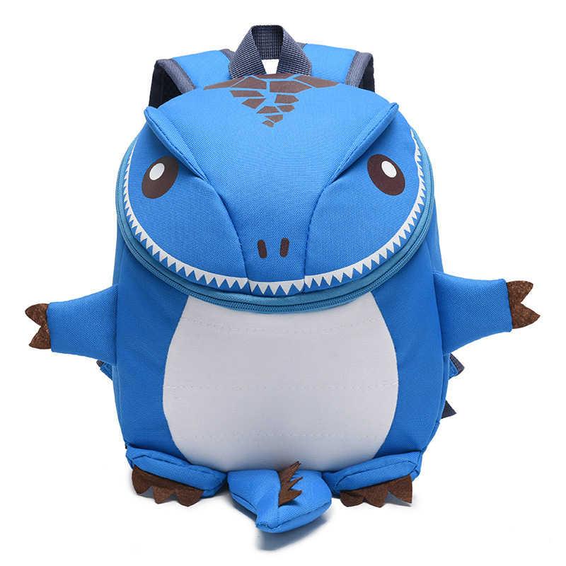 Динозавр Детская сумка мультфильм плюшевые рюкзаки Rilakkuma игрушки для Детская сумка guarderia Mochila infantil menina детские подарки
