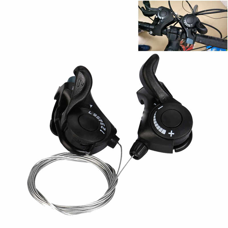 Mountain Bicycle SL-TX30-7R Trigger Shifter 7 Gears 21 Speed Bike Cycling New Q1108*20