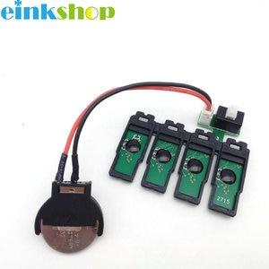 Чип einkstore T299 T2991 СНМП с автоматическим сбросом для Epson xp-235, xp-247, xp-332, xp-335, xp-342, xp-345, 445, чип arc T2991